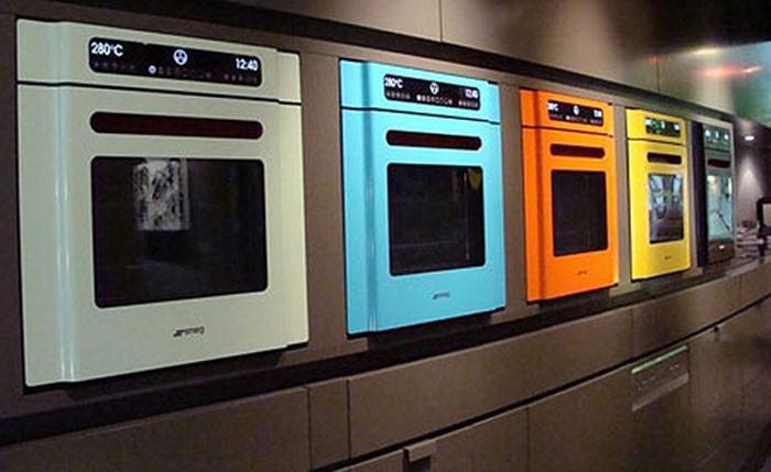תנור צבעוני