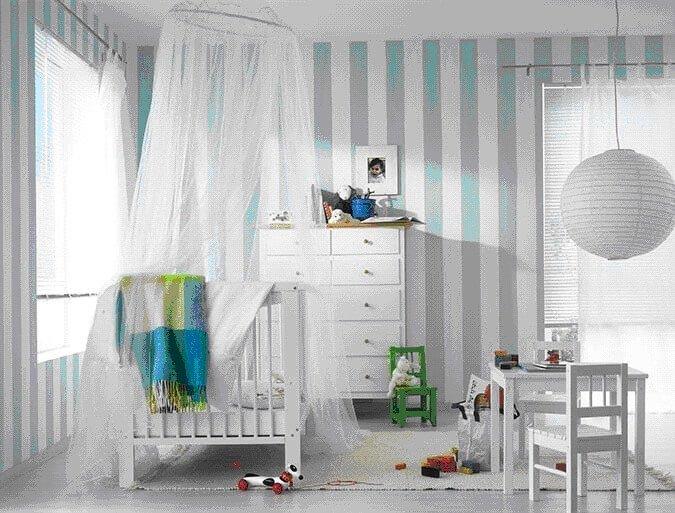 עבור ילדים מתבגרים עדיף לצבוע את החדר בגוונים ניטראליים